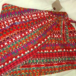 Other - Bohemian skirt